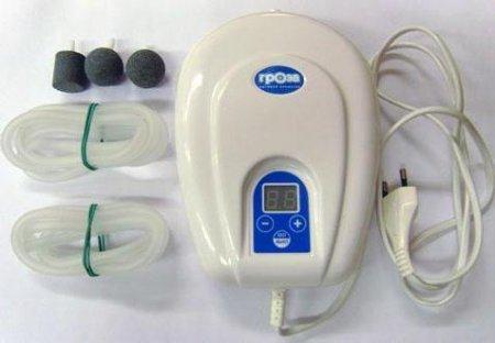 Озонатор «Гроза», его использование в домашних условиях